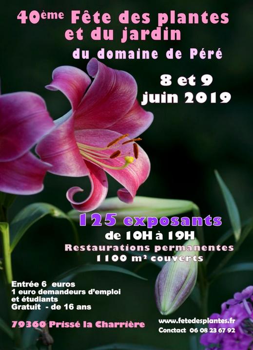Fête des plantes et jardin 2019